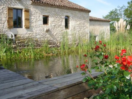 Mot cl aquitaine les petites annonces de l 39 immobilier for Chauffer piscine naturelle