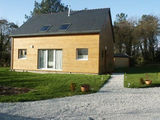 Vente maison bois Morbihan ~ Maison Bois Morbihan