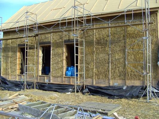 Mot cl bretagne les petites annonces de l 39 immobilier cologique - Maison en terre bretagne ...