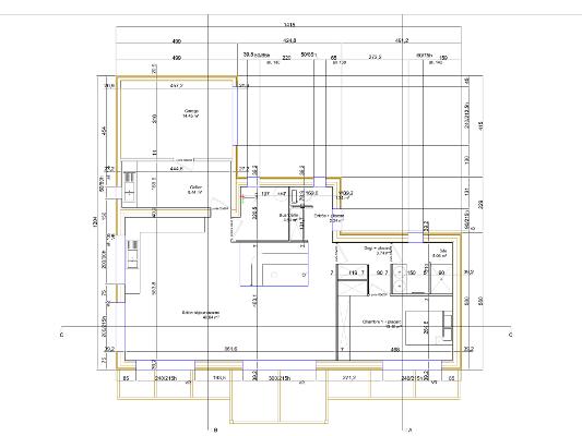 maison quasi passive ossature bois vendre pr s de nantes loire atlantique 44 la. Black Bedroom Furniture Sets. Home Design Ideas