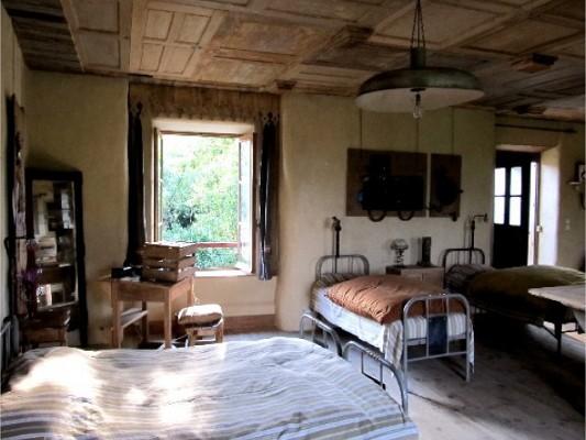 maison cologique de charme vendre en is re 38 sud de grenoble au pied du vercors rh ne. Black Bedroom Furniture Sets. Home Design Ideas