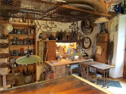 Maison cologique de charme vendre en is re 38 sud de for Cuisine bois recup