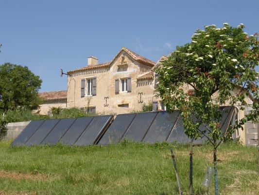 Vente éco Gîte éco Hameau En Midi Pyrénées Dans Le Gers 32 La