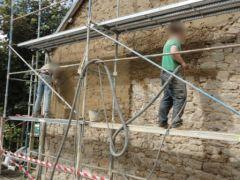 Maison saine vendre en centre bretagne morbihan 56 pr s de pontivy q - Isolation exterieure mur pierre ...