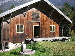 Chalet for sale France Haute-Savoie department Alpine property close to Le Petit-Bornand