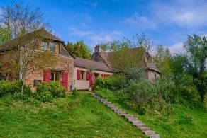 Eco-property for sale Perigord region Dordogne 24 department Brive-la-Gaillarde Correze 19 department - Aquitaine - France