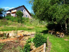 Buttes permaculture jardin bio