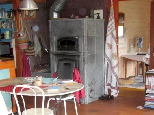 maison en bois bioclimatique vendre entre riom et montlu on puy de d me 63 auvergne la. Black Bedroom Furniture Sets. Home Design Ideas