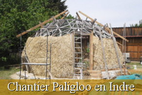 Chantier participatif Indre 36 Paligloo