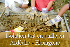 Chantier participatif Ardèche 07 Flexagone