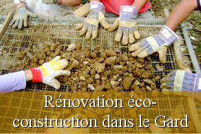 Rénovation écoconstruction