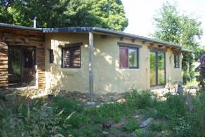 Maison écologique à vendre Ille-et-Vilaine 35 bauge maison en terre