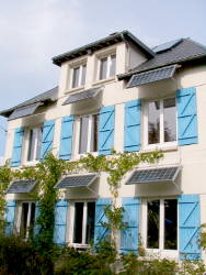 Vente maison écologique Seine-Maritime Rouen Beauvais