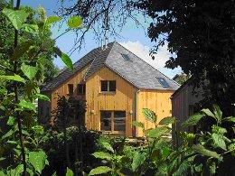 maison en bois a vendre ile de france