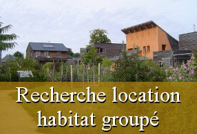 Location habitat groupé