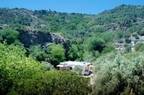 Maison écologique autonome à vendre Andalousie Espagne