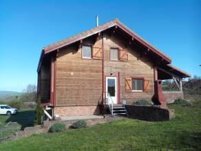 Maison bois écologique à vendre Aveyron 12 Occitanie