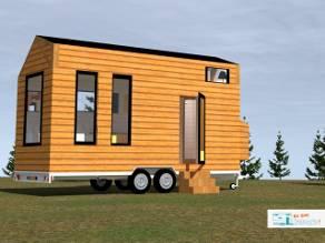 Tiny house à vendre