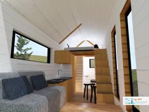 Vente Tiny house Achat