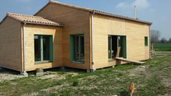 Maison écologique Deux-Sèvres Niort 79 Nouvelle-Aquitaine