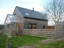 Maison bois écologique à vendre Ille-et-Vilaine 35 Bretagne