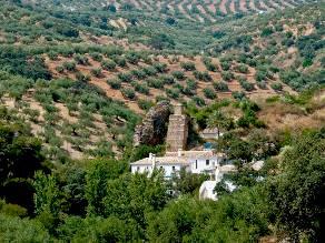 Gîtes écologiques à louer Andalousie Espagne