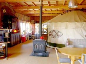 Grange Rénovée écologiquement Cantal Figeac Lot Aveyron
