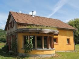 Maison écologique en paille à vendre - Lot (46) - Brive-la-Gaillarde (19) - Dordogne (24)