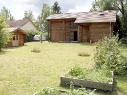 Maison en bois massif à vendre en Saône-et-Loire (79) près de Châlon-sur-Saône - Bourgogne