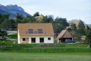 Maison écologique à vendre Isère 38 Trièves Rhône-Alpes