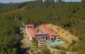 Off-grid home for sale Spain