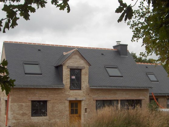 Mot cl en village les petites annonces de l 39 immobilier cologique - Chauffage ecologique maison ...
