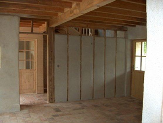 Mot cl en village les petites annonces de l 39 immobilier cologique - Isolation chanvre prix m2 ...