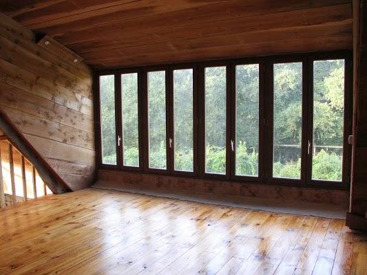 Maison autonome restaur e cologiquement dans le morbihan - Amener lumiere piece sombre ...