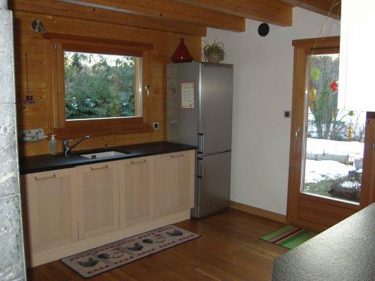 cuisine bois ecologique. Black Bedroom Furniture Sets. Home Design Ideas