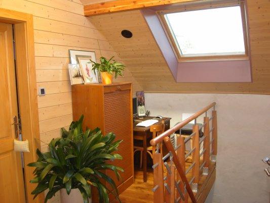 chalet vendre dans le massif vosgien territoire de belfort 90 le nid du hibou vendu. Black Bedroom Furniture Sets. Home Design Ideas